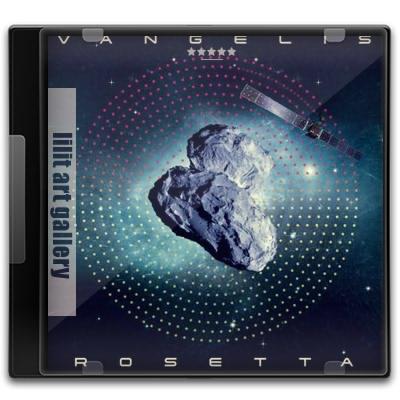 """آلبوم موسیقی بیکلام، رُزتا از ونگلیس """"Vangelis Rosetta"""""""