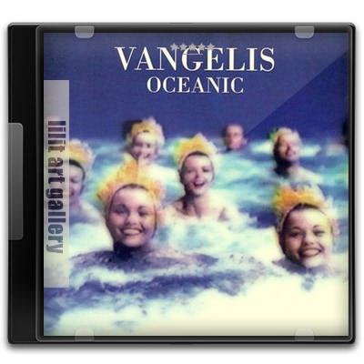 "آلبوم موسیقی بیکلام، ونگلیس ""اقیانوسی"" Vangelis 1996 Oceanic"