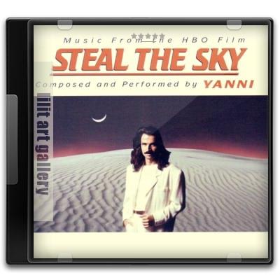 """آلبوم موسیقی بیکلام، سرقت آسمان از """"یانی"""" Yanni 1988 Steal the Sky"""