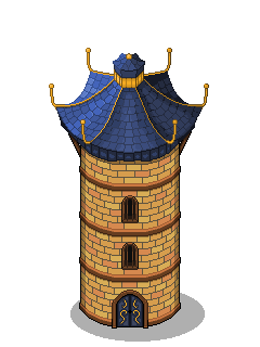 Tower tile