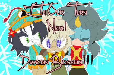 Dragon Blossom Trio