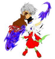 Mirage Derachi and Demon Guy