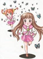 Chasing Butterflies by EvaHolder