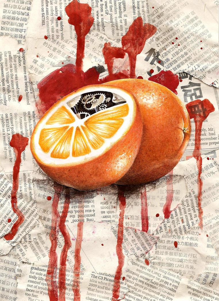 Paintings Used In A Clockwork Orange