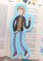 Dr John Watson/Adventure Time bookmark