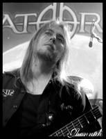 Sonata Arctica, Marko V by jhonnah
