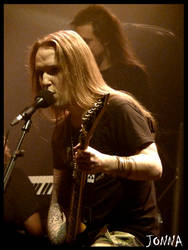 Children of Bodom, Alexi 96 by jhonnah