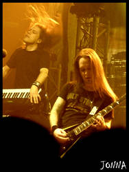Children of Bodom 20 by jhonnah