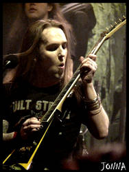 Children of Bodom, Alexi 98 by jhonnah