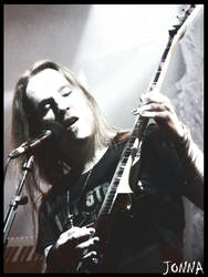Children of Bodom, Alexi 99 by jhonnah