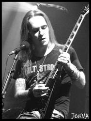 Children of Bodom, Alexi 100 by jhonnah