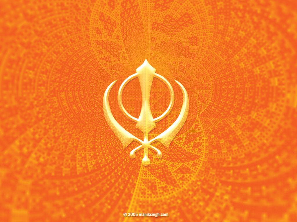 Khanda Sikh Religious Symbol By Maniksingh On Deviantart