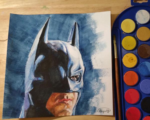 Batman by NVPStudios