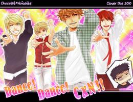 Dance Dance CxN by CloverDoe