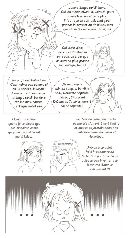 Faites l'amour pas la guerre by CloverDoe