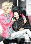 ::Commish:: Jade+Sora for Senyou