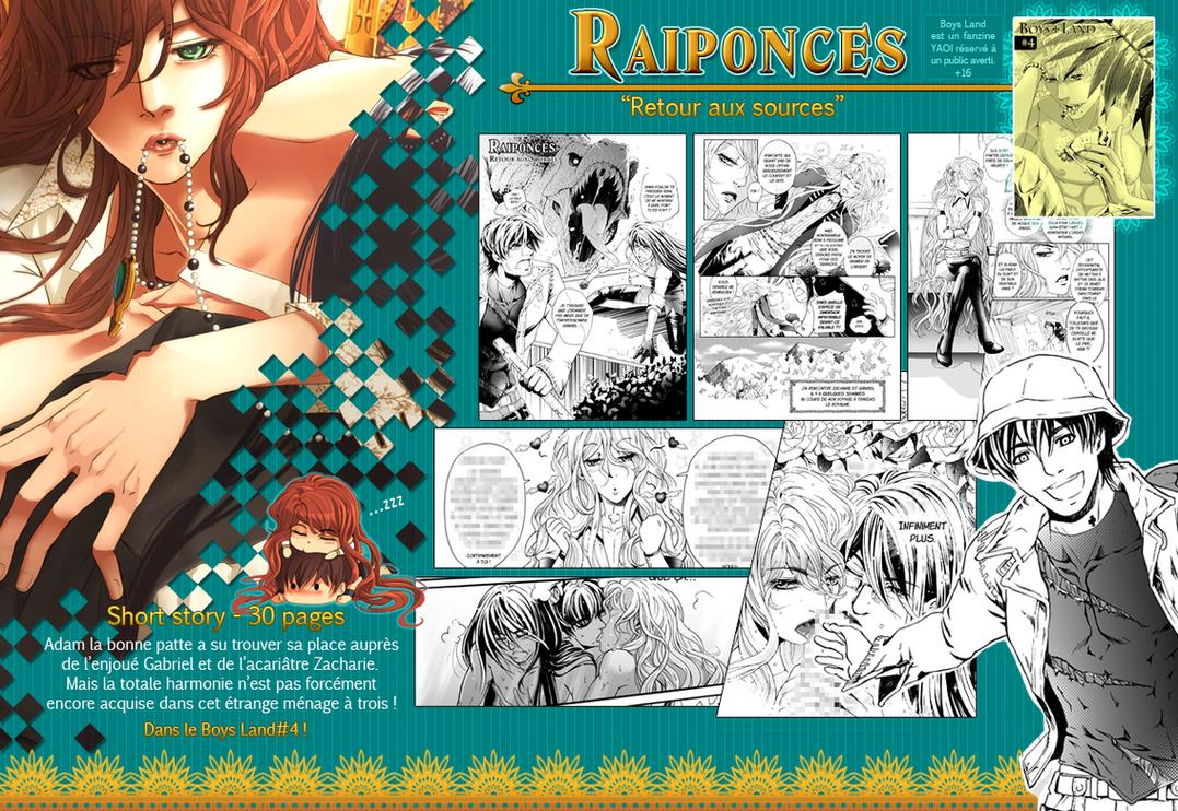 Raiponces 2 by CloverDoe