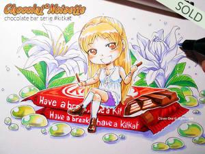 Chocolate Bar Serie :: KITKAT ::