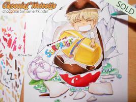 Chocolate Bar Serie :: KINDER SUPRISE :: by CloverDoe