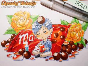Chocolate Bar Serie :: MALTESERS ::