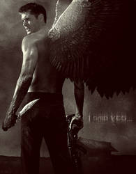 Dean Winchester. I said Yes by L-de-L