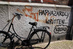 Haphazardly Written