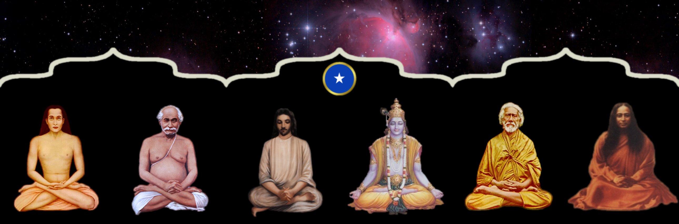 Kriya Yoga Masters Altar By Ashure On Deviantart