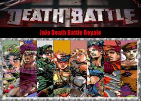 DEATH BATTLE- JoJo's Death Battle Royale