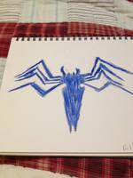 Venom Emblem Sketch