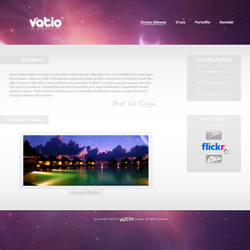 Vatio Designs Layout v1 by prdx-design