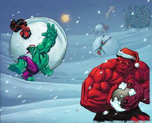 Santa Hulks