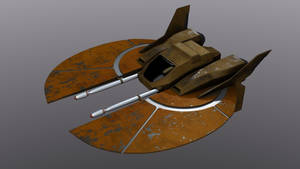 Wing Commander Dralthi