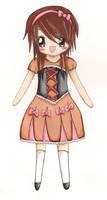 Chibi sketch by takokun