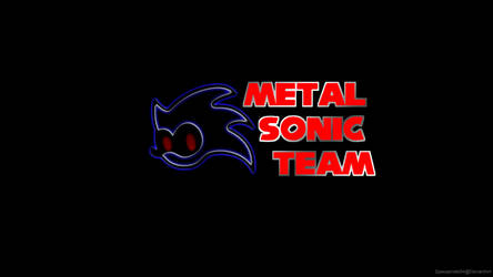 Metal sonic team by spacepirate04