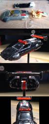 Scrap built hover car by spacepirate04