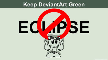 Keep DeviantArt Green