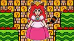 Super princess Toadstool by spacepirate04