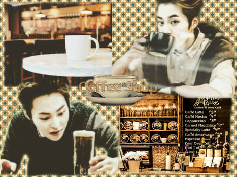 XiuMin/MinSeok-Coffee Shop