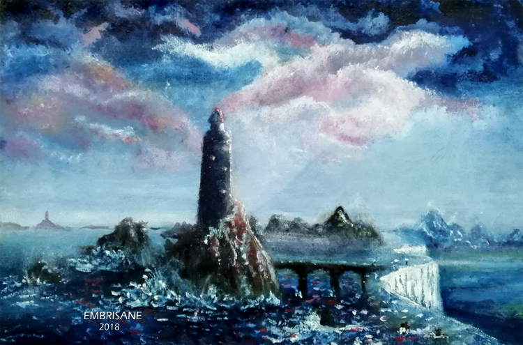 Lighthouse by Embrisane