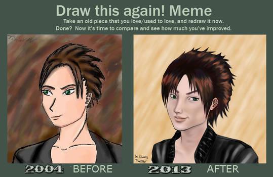 Draw This Again: Random Guy