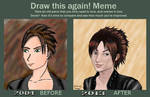 Draw This Again: Random Guy by LingTina