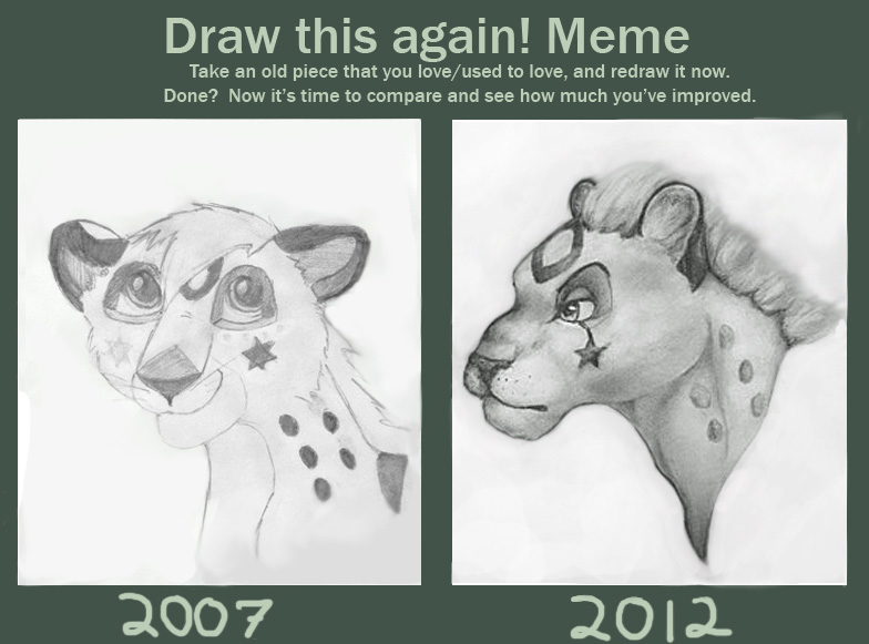 Draw this Again by Mevrona
