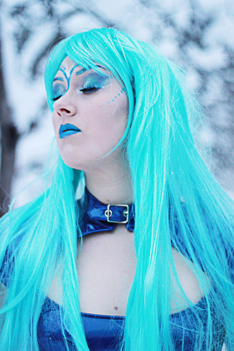 Heart of Ice by MUA-Maano