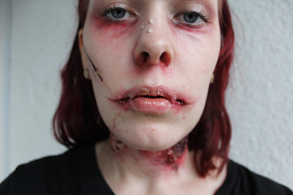 Easy wounds by MUA-Maano