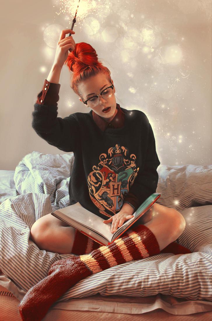 Ginny by MUA-Maano