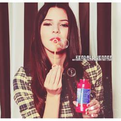 Kendall Jenner by AntonellaVenezia