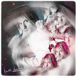 Kurt Cobain by AntonellaVenezia