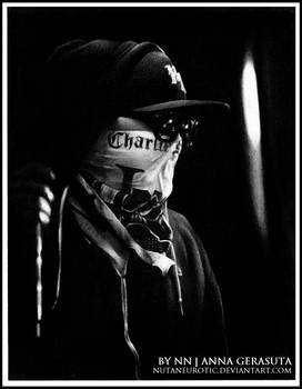 Charlie Scene of Hollywood Undead