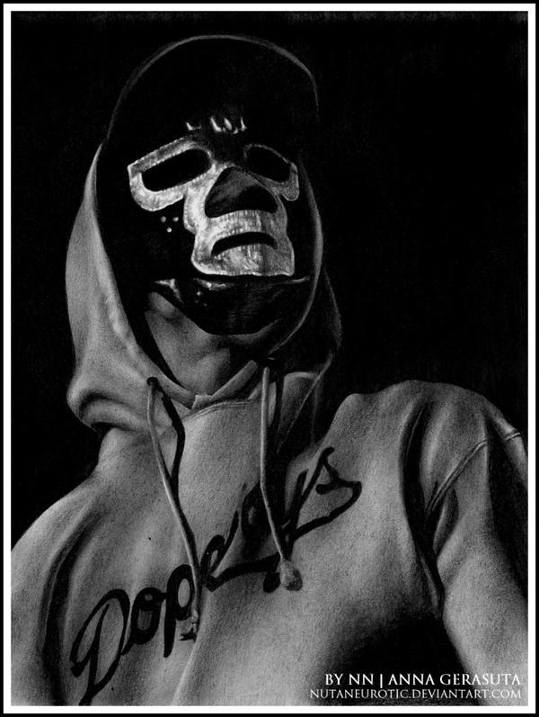 Funny Man of Hollywood Undead by NutaNeurotic