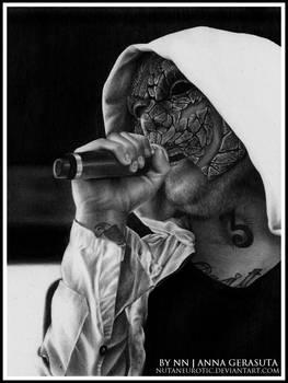 Johny 3 Tears of Hollywood Undead